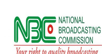 LAWYER THREATENS TO SUE NBC OVER RAMPANT RADIO LICENSES.