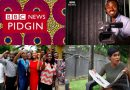 NEW BBC PIDGIN LANGUAGE SERVICE FOR WEST AFRICA