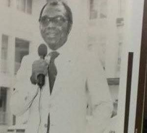 TRIBUTE TO ERNEST OKONKWO